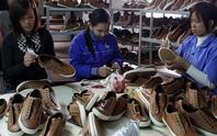 Xuất khẩu da giày bứt phá