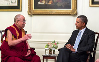 Tổng thống Mỹ ủng hộ mạnh mẽ Tây Tạng