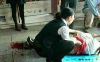 Trung Quốc: Lại tấn công bằng dao, 9 người nhập viện