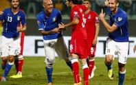 Chiellini phá lưới nhà, lập cú đúp, Ý thắng khó Azerbaijan