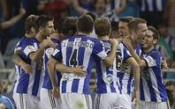 Dẫn trước hai bàn, Real Madrid vẫn thua đau ở Anoeta