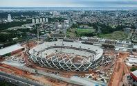 Sân bóng World Cup được xây dựng bằng giá nhân công rẻ mạt