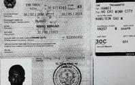 Phạt người Trung Quốc móc túi cựu đại tá trên máy bay 1,5 triệu đồng