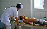 Nhập viện vì nhầm thuốc trừ sâu với thuốc ho
