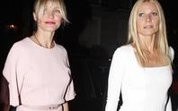 Cameron Diaz ca ngợi quyết định chia tay của Gwyneth Paltrow