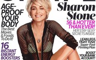 Sharon Stone khóc ròng khi nhận ra mình già