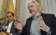 """Ông chủ WikiLeaks """"sắp rời đại sứ quán Ecuador"""""""