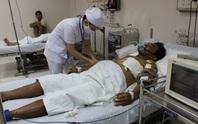Cứu sống một bệnh nhân bị cháu đâm thủng tim
