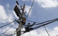 Trung Quốc có thể phá hoại lưới điện của Philippines