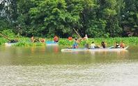 Trêu đùa khi qua sông, lật ghe, 3 người thiệt mạng