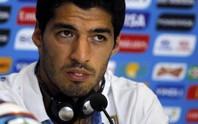 Suarez xin lỗi vì đã cắn Chiellini