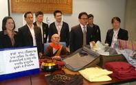 Thái Lan bắt sư giả người Việt mang 2,3 kg ma túy đá