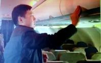 Người Trung Quốc móc túi cựu đại tá không quân trên máy bay