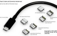 Ra mắt chuẩn USB Type-C có thể cắm đảo chiều