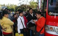 Kịp thời hỗ trợ công nhân ngoại tỉnh