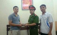 Thiếu úy CSGT Hà Nội trả lại hơn 20 triệu đồng của rơi