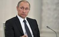 Ông Putin thu nhập thấp hơn nhiều quan chức Kremlin