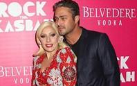 Lady Gaga thân mật bên chồng sắp cưới trên thảm đỏ