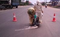 Bên thi công chi tiền sửa đường