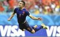 Tiết lộ hậu trường về siêu phẩm Van Persie bay ở World Cup 2014