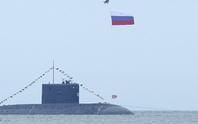 Tàu ngầm Nga đắm ngoài khơi Thụy Điển?