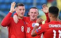 Thắng đậm San Marino, tuyển Anh đoạt vé đầu tiên dự Euro 2016