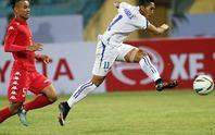 Vô địch V-League thua đội tốp 4 Campuchia