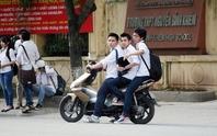 Xử lý nghiêm học sinh vi phạm giao thông