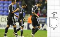 Hành động mê tín kỳ quặc của các cầu thủ Chelsea