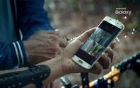 Galaxy S7 chống nước xuất hiện trong quảng cáo