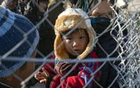Hàng rào Balkan, Baltic siết chặt người di cư
