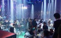 TP HCM: Đột kích quán bar cho khách sử dụng ma túy