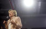 Nếu Mỹ bầu cử lúc này, bà Clinton chắc thắng