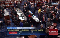 Quốc hội Mỹ lần đầu lật ngược phủ quyết của ông Obama