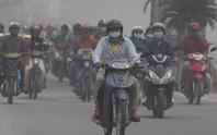 Sài Gòn chìm trong mù khô