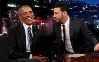Ông Obama: Tôi mà tranh cử tiếp, Michelle sẽ ly dị tôi