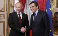 """Ông Putin """"chiến thắng cuộc bầu cử Pháp"""""""
