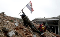 Nga tìm thấy mộ tập thể ở Aleppo