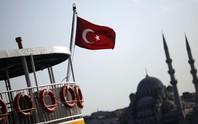 Gazprom cắt khí đốt tới Thổ Nhĩ Kỳ