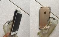 iPhone 6 phát nổ khi đang sạc tại Việt Nam