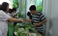Nở rộ chợ phiên nông sản