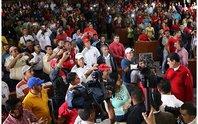Venezuela phải dùng quan tài giấy