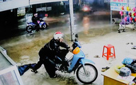 Cảnh giác đạo chích mùa mưa