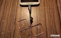 Chế ăng-ten tăng 30% sóng Wifi cho điện thoại