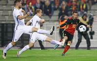 Ý-Bỉ: Hồi hộp vì Hazard