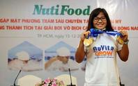 Phương Trâm được thưởng nóng sau Giải Bơi Đông Nam Á