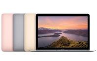 Apple nâng cấp MacBook, thêm màu vàng hồng