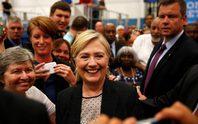 Bà Clinton cứng rắn với Trung Quốc