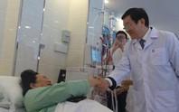 Đưa vào hoạt động trung tâm lọc máu kỹ thuật cao