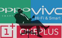 OnePlus, Oppo và Vivo cùng công ty 'mẹ'